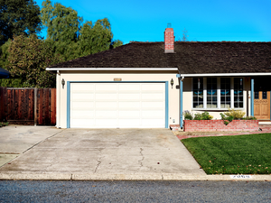 Steve Jobs Garage by Peter Adams.