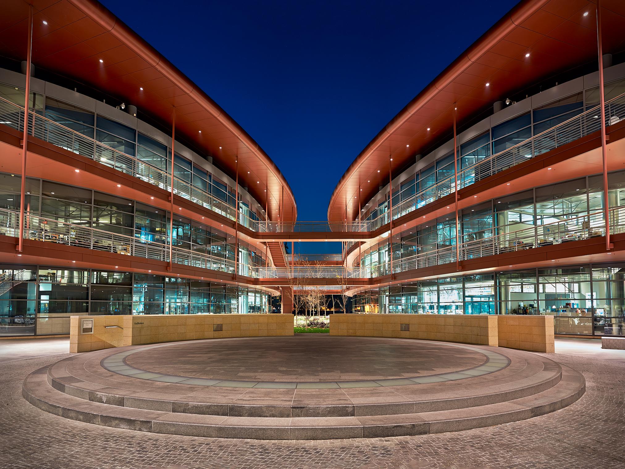 James H. Clark Center by Peter Adams.