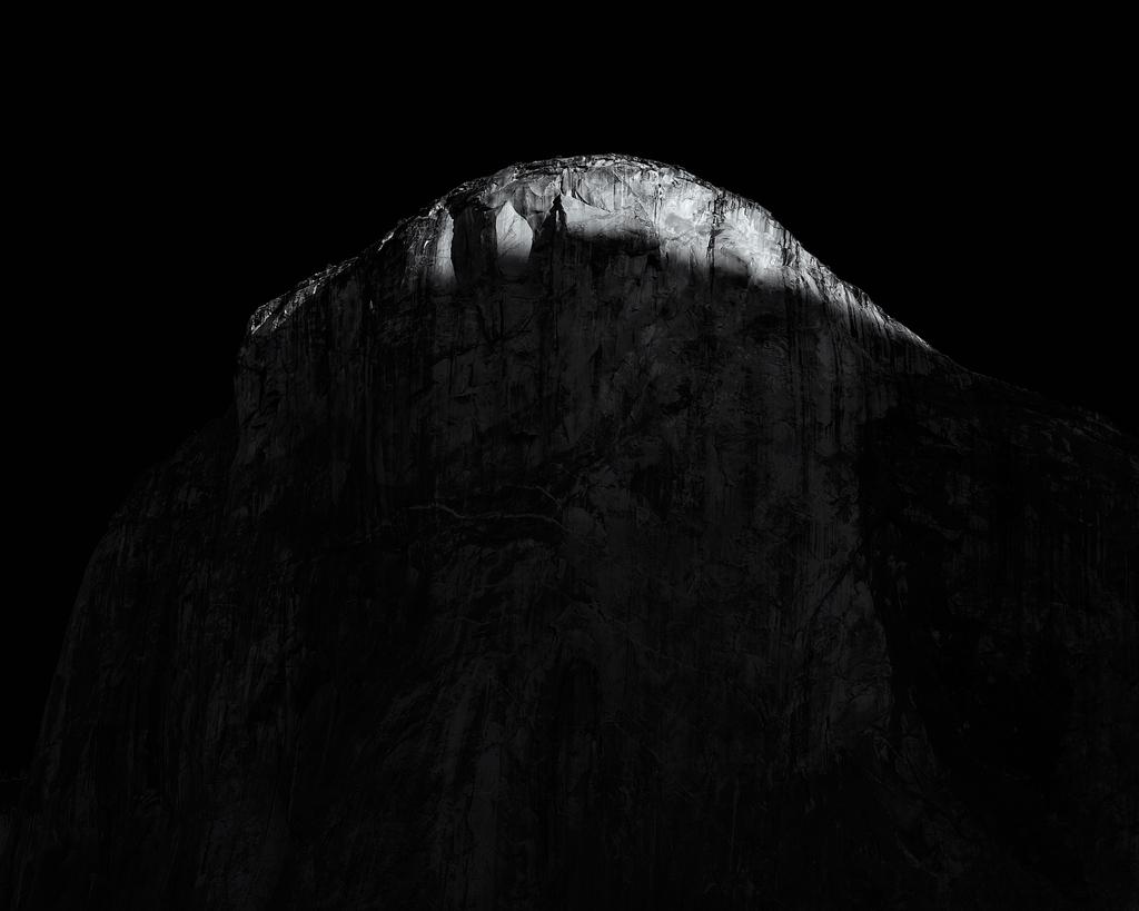 El Capitan First Light by Peter Adams.