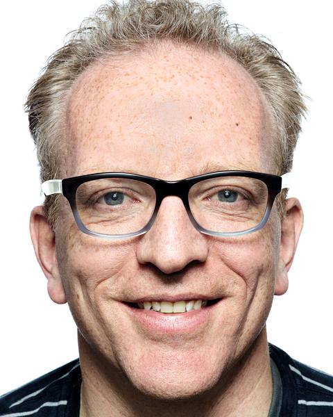 Dirk Hohndel by Peter Adams.