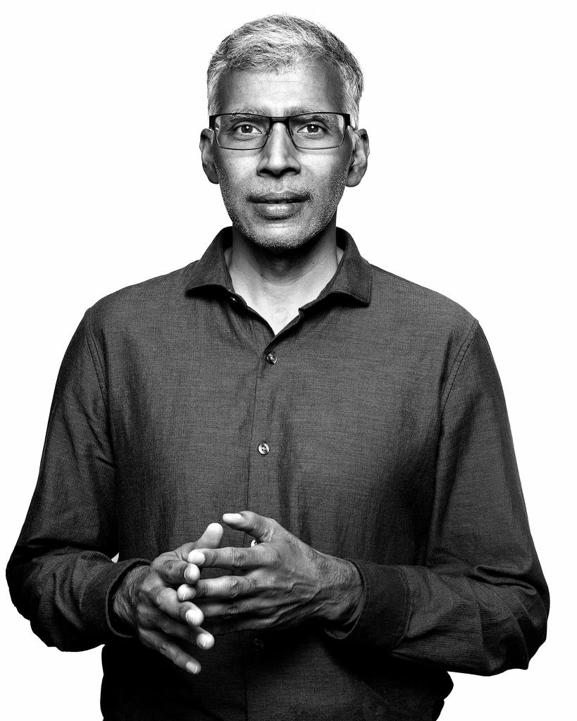 Sanjay Ghemawat by Peter Adams.