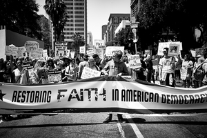 Restoring Faith in American Democracy by Peter Adams.