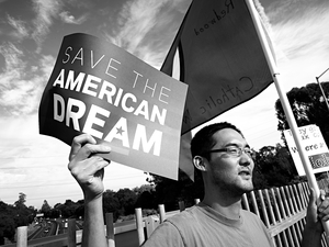 Save The American Dream by Peter Adams.