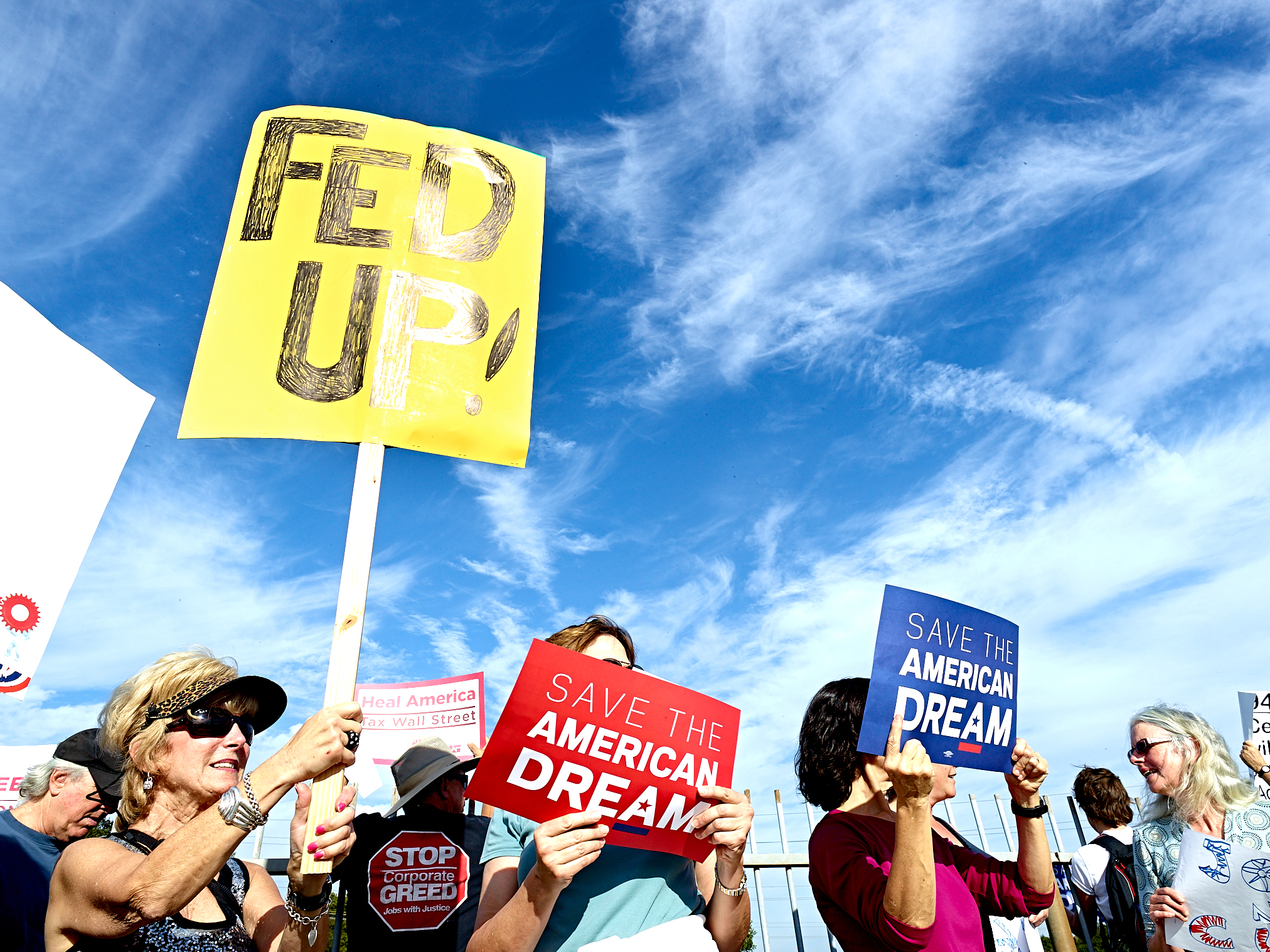 Fed Up by Peter Adams.