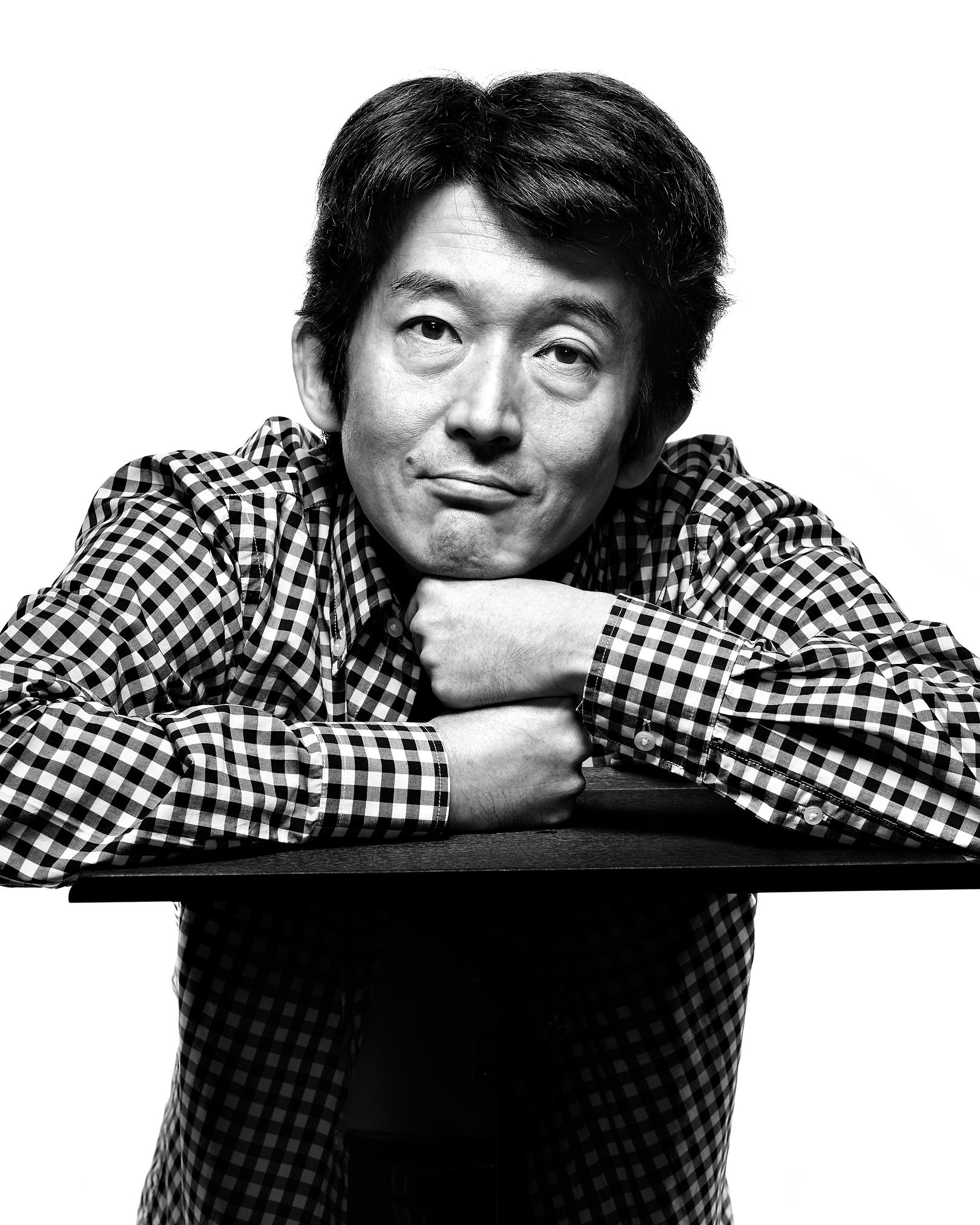 Junio Hamano by Peter Adams.