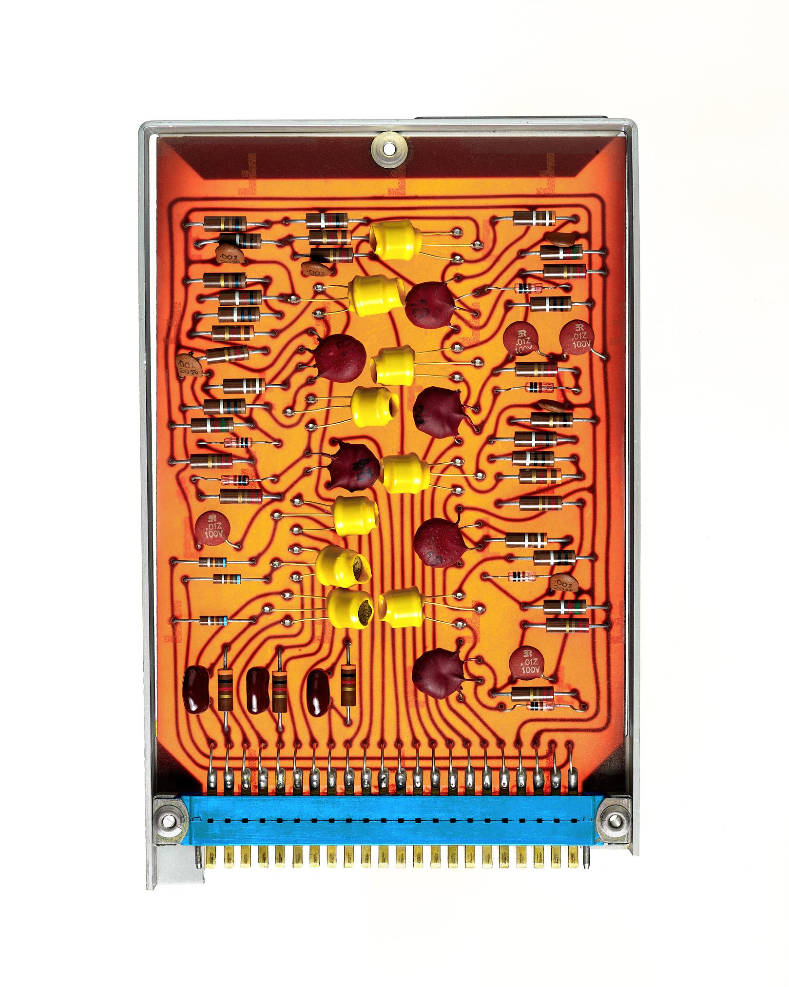 DEC Pulse Amplifier 4603 Card