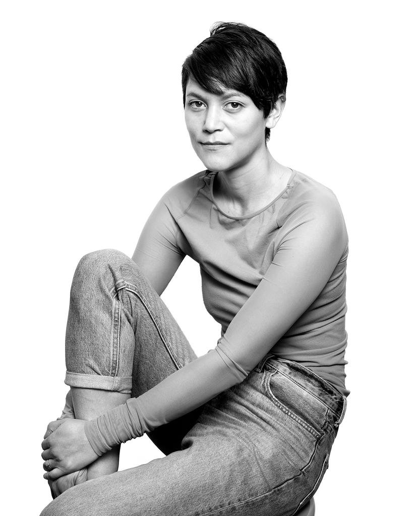 Lauren Lee McCarthy by Peter Adams.