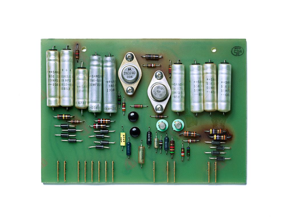 Circuit Board. computer, computing, circuit board, vintage computing.